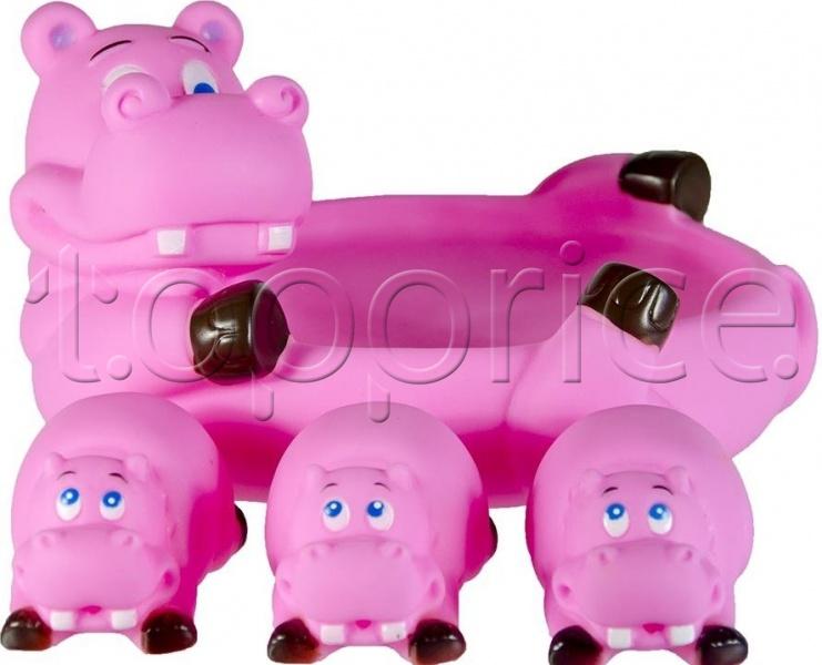 Best Grown Up Toys : Набор игрушек для ванной grow up toys Бегемотики sm