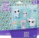 Фото Набор фигурок Hasbro Littlest Pet Shop Mankeyford Birthday Bash C0299 (B9346)
