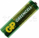Фото Батарейки GP Greencell AA/LR6 15G 1шт