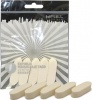 Фото товара Спонж Bifull Professional Estetica Make Up Sponges Dowel 5шт (BFEST49983)