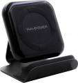 Фото Беспроводное З/У RavPower 10W Fast Wireless Charger Stand (RP-PC070)