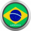 Фото Беспроводное З/У Momax Q.Pad Wireless Charger World Cup Edition Brazil (UD3BZ)