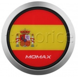 Фото Беспроводное З/У Momax Q.Pad Wireless Charger World Cup Edition Spain (UD3ES)