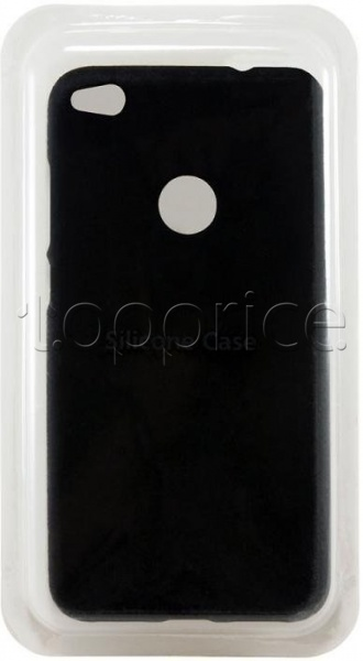 Фото Чехол для iPhone 7/8 Devicecom Buenos Silicon Cover Black
