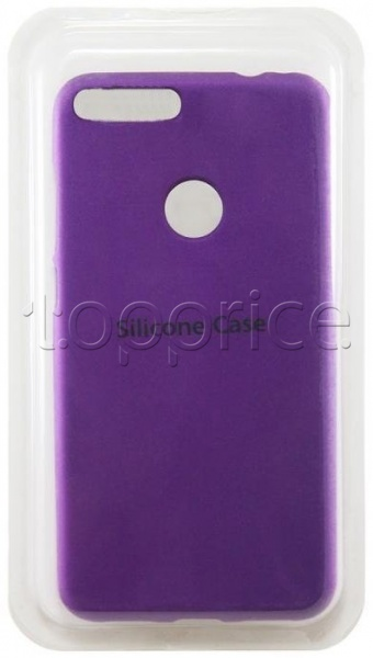 Фото Чехол для iPhone 7 Plus/8 Plus Devicecom Buenos Silicon Cover Violet