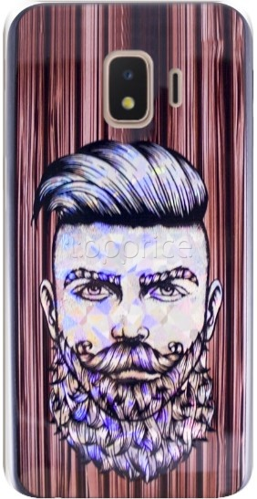 Фото Чехол для Samsung Galaxy J2 Core 2018 J260 Barber Silicon Cover 04