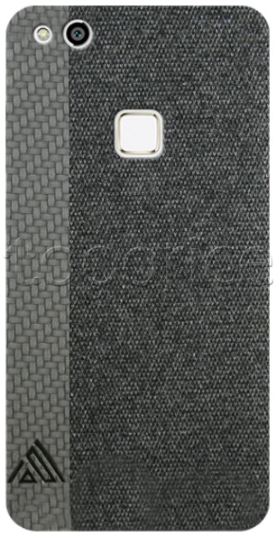 Фото Чехол для Huawei P10 Lite Inavi Canvas Silicon Cover Grey