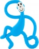 Фото товара Прорезыватель Matchstick Monkey Dancing Monkey Light Blue (MM-DMT-007)