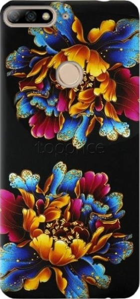 Фото Чехол для Huawei Y7 2018/Honor 7C Inavi Gallery Silicon Cover 10
