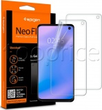 Фото Защитная пленка Spigen для Samsung Galaxy S10 Film Neo Flex HD (Front 2) (605FL25696)