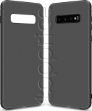 Фото Чехол для Samsung Galaxy S10+ G975 MakeFuture Skin Black (MCSK-SS10PBK)