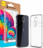Фото Чехол для Nokia 7.1 MakeFuture Air Case Clear (MCA-N71)
