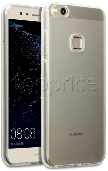 Фото Чехол для Huawei P10 Lite 2017 WS Silicon Cover Transparent Matte