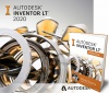 Фото товара Autodesk Inventor LT 2020 Commercial New Single-user ELD 3Y Subscription (529L1-WW9193-T743)