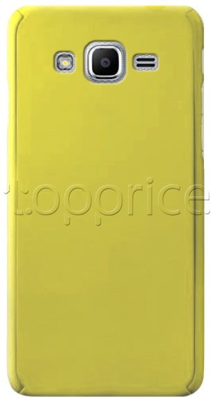 Фото Чехол для Samsung Galaxy J2 Prime G530/G531/G532F Devicecom 360 Full Protection w/glass Yellow