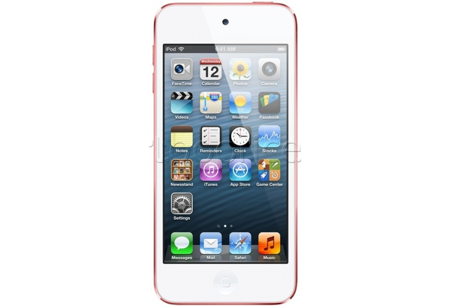 Фото MP3 плеер 64Gb Apple iPod touch 5Gen Pink (MC904RP/A)