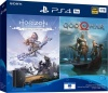 Фото товара Игровая приставка Sony PS4 Pro 1Tb + God of War + Horizon Zero Dawn Complete Edition