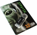 Фото USB флеш накопитель 32GB Hi-Rali Corsair Series Black (HI-32GBCORBK)
