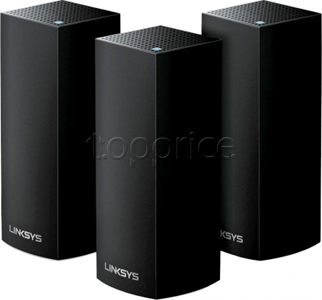 Фото Роутер LinkSys WHW0303 Black