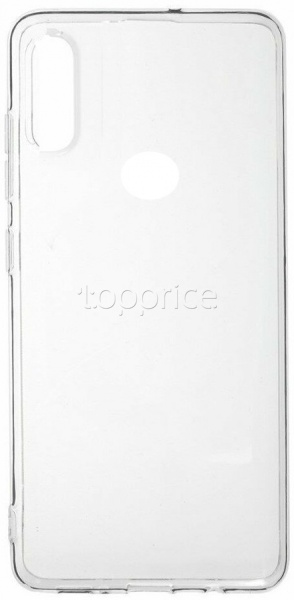 Фото Чехол для Samsung Galaxy M10s M107 WS Silicon Cover Transparent