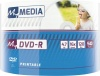 Фото товара DVD-R MyMedia 4.7Gb 16x Wrap Printable (50 pack Cakebox) (69202)