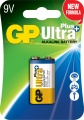 Фото Батарейки GP Ultra Plus Alkaline 6LF22 (1604AUP-U1) BL 1 шт.