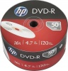 Фото товара DVD+R HP 4.7Gb 16x (50 Pack Cakebox) (69303/DME00070-3)