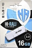Фото USB флеш накопитель 16GB Hi-Rali Taga Series White (HI-16GB3TAGWH)