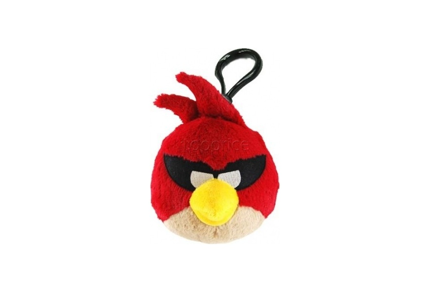 Angry bird space red bird