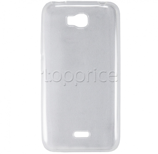 Фото Чехол для Huawei P40 Lite WS Silicon Cover Transparent