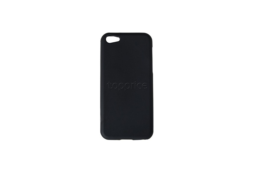 Фото Чехол для iPhone 5C Drobak Elastic PU Black (210239)