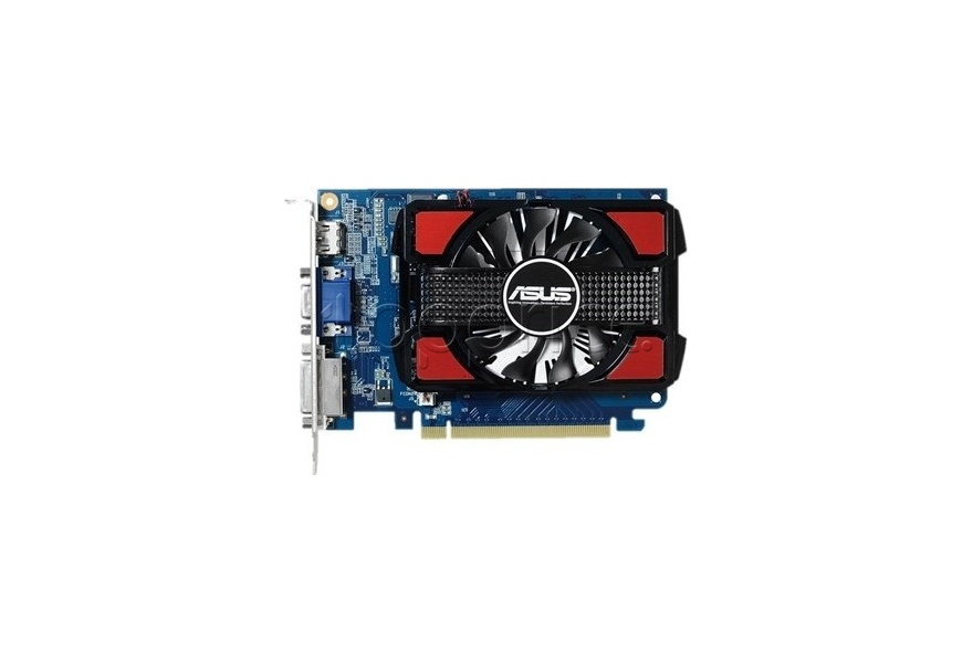 Фото Видеокарта PCI-E  2Gb GeForce GT730 (DDR3) Asus (GT730-2GD3)