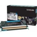 Фото Тонер-картридж Lexmark C748 Bid Program Cyan 10k (C748H3CG)