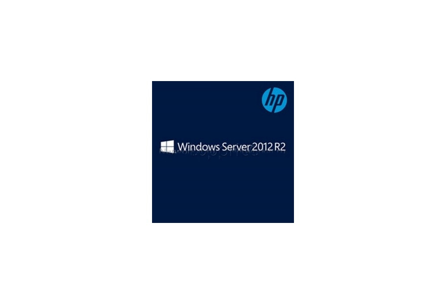 Фото HP Windows Server 2012 R2 Foundation ROK Multilang (748920-421)