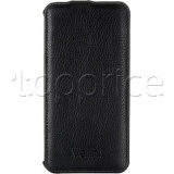 Фото Чехол для iPhone 6 Plus Vellini Lux-flip Black (210284)