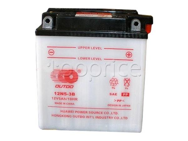Аккумулятор мото EXIDE 12N53B  autoakbru