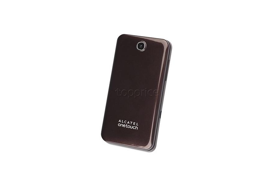 телефон alcatel one touch 2012d dark chocolate