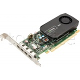 Фото Видеокарта PCI-E  2Gb Quadro NVS 510 (DDR3) PNY (VCNVS510DP-PB)