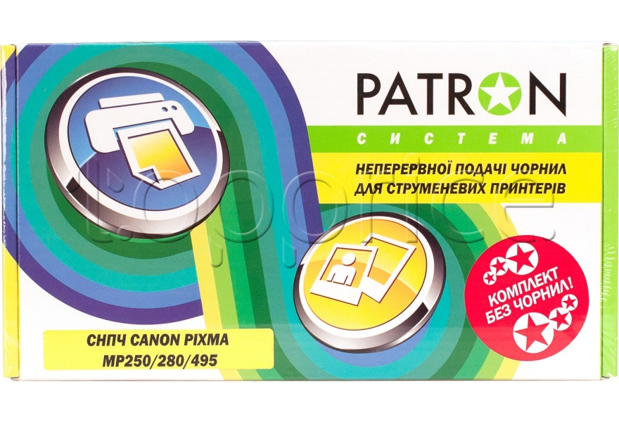 Фото СНПЧ Patron Canon MP250/240/252/260/270/272/280 (CISS-PNEC-CAN-MP250)
