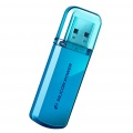 Фото USB флеш накопитель 32GB Silicon Power Helios 101 Blue (SP032GBUF2101V1B)