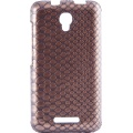 Фото Чехол для Alcatel 4024D Florence Leather Cover Snake (FLNAKALC4024ZMEI)