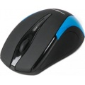 Фото Мышь Maxxter Mr-401-B Wireless Blue