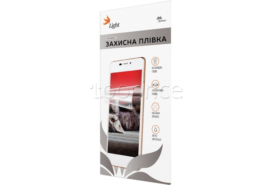 Фото Защитная пленка Florence для Samsung Galaxy A3 2016 A310 Light (SPFLSAMA310)