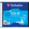 Фото товара CD-R Verbatim Extra 700Mb 52x Slim (43347)