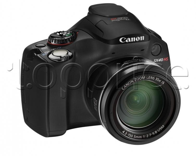 Фото Цифровая фотокамера Canon PowerShot SX40 HS.