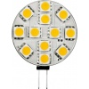 Фото товара Лампа Brille LED G4 2.4W 12 pcs WW LT AC12V SMD5050 (128186)