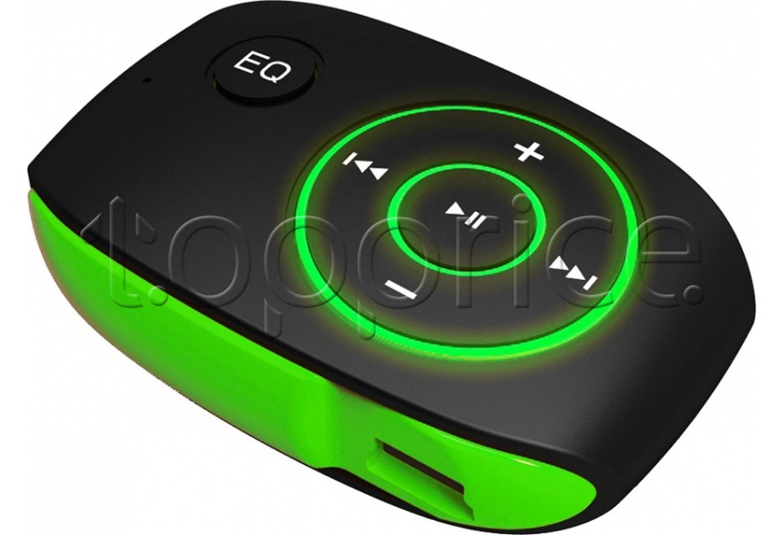 Фото MP3 плеер 8Gb Astro M2 Black/Green