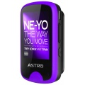 Фото MP3 плеер 8Gb Astro M5 Black/Purple