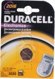 Фото Батарейки Duracell DL2016/CR2016 1шт.