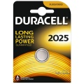 Фото Батарейки Duracell DL2025/CR2025 1 шт.